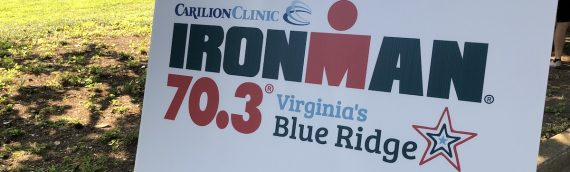 Roanoke to Host Ironman 70.3 Virginia's Blue Ridge
